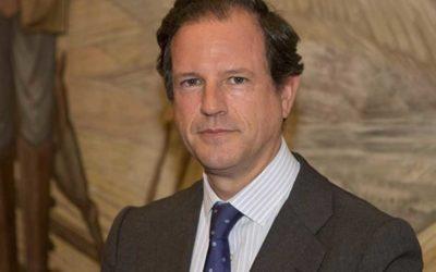 Javier Garat, nuevo miembro de la Real Academia de la Mar