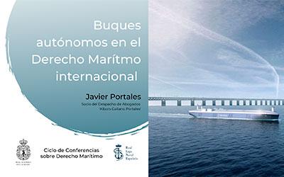 Ciclo de conferencias sobre Derecho Marítimo