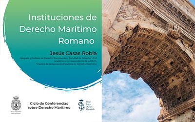 2ª Conferencia del Ciclo de Conferencias sobre Derecho Marítimo