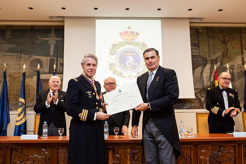los intereses marítimos españoles