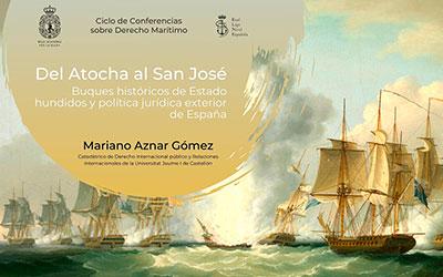 3ª Conferencia del Ciclo de Conferencias sobre Derecho Marítimo