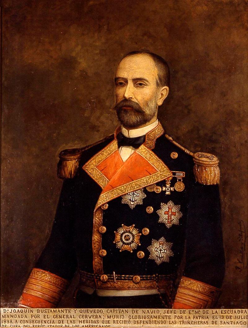 Joaquín Bustamante y Quevedo