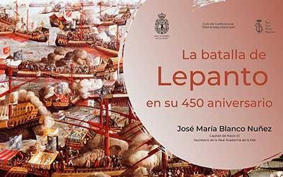 La batalla de Lepanto 450 años después